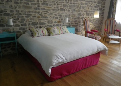 chambres d'hotes canaules authentique