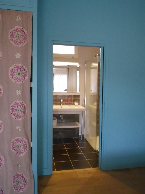 Chambres d'hôtes Anduze Vue Salle de bains