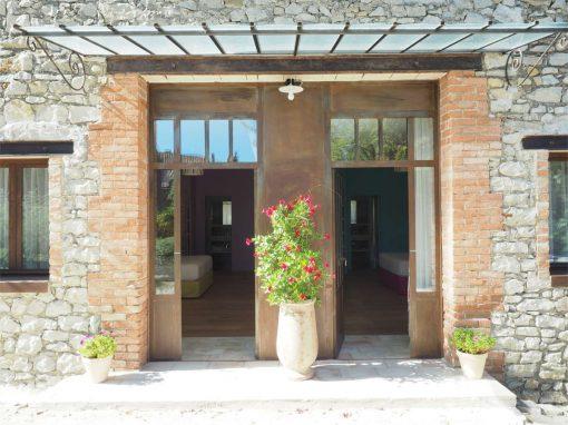 Chambre d'hote Gard – Entrée