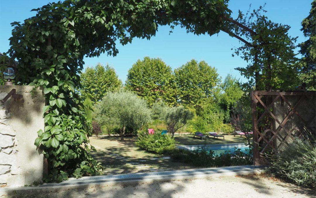 Chambre d'hote Gard – Jardin